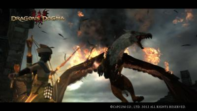 Dragons Dogma Screen Shot _1