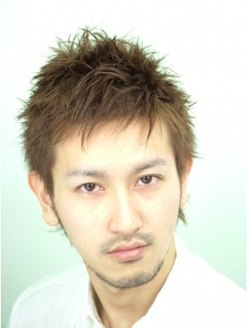 2012 春・夏 彼氏をイメチェン メンズヘアカタログ ヘアサロン・美容室