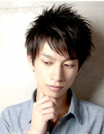 2012 春夏メンズ流行のショートヘアーで彼氏をイメチェン☆