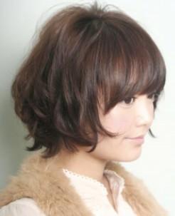2012年秋冬ショートヘア