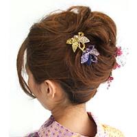 2012 夏 浴衣・和装に似合うヘアアレンジ