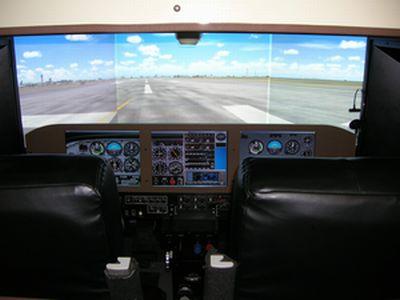 フライトシミュレータ06