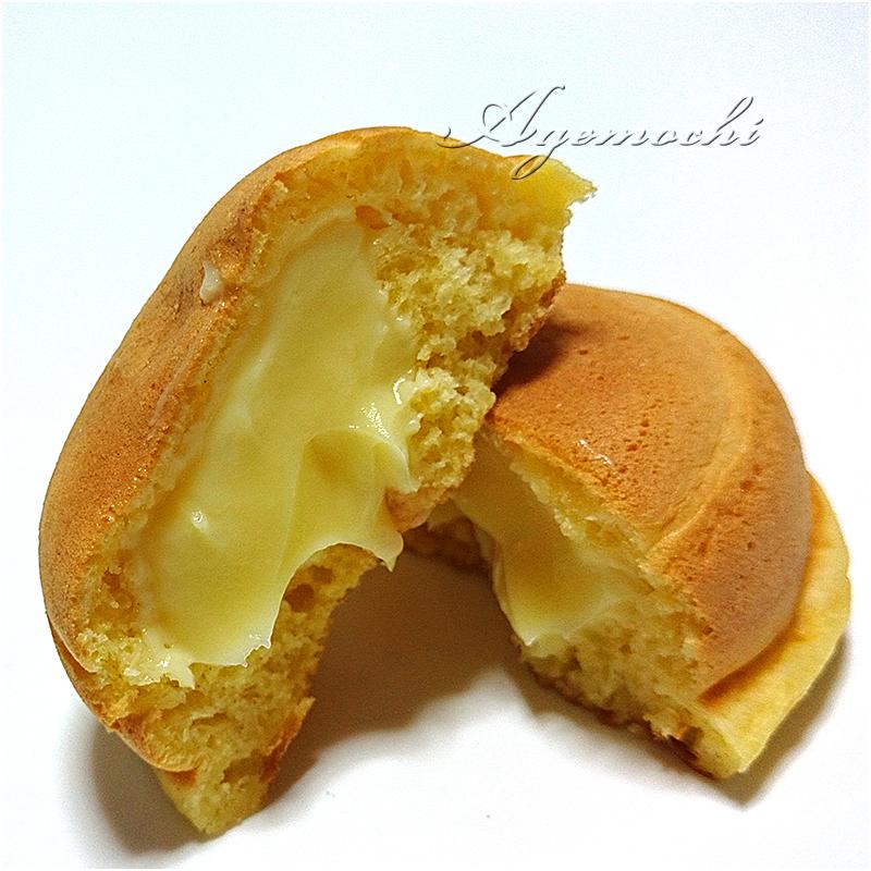 バター饅頭(カスタードクリーム)