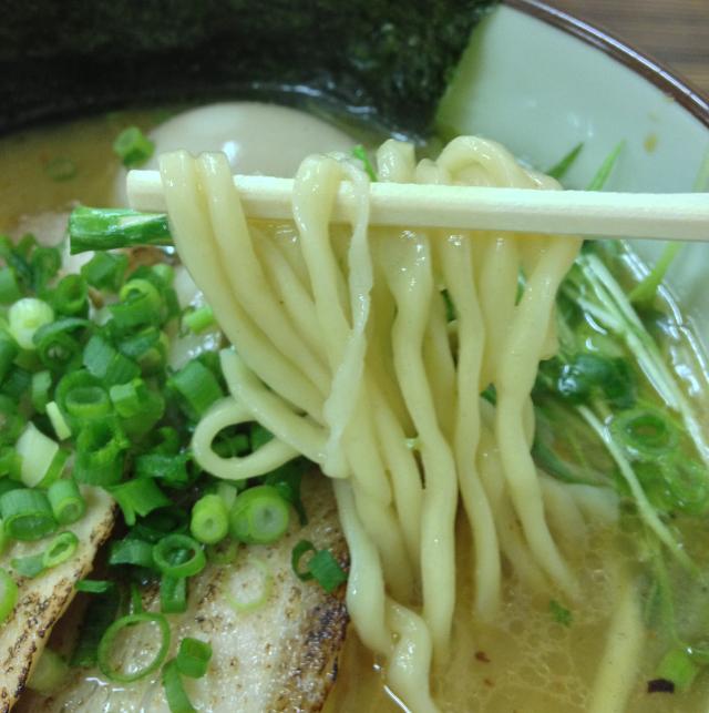 浅草開化楼麺