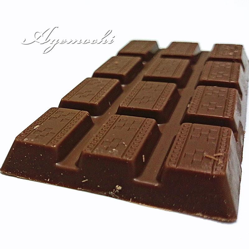 石垣の塩チョコレート