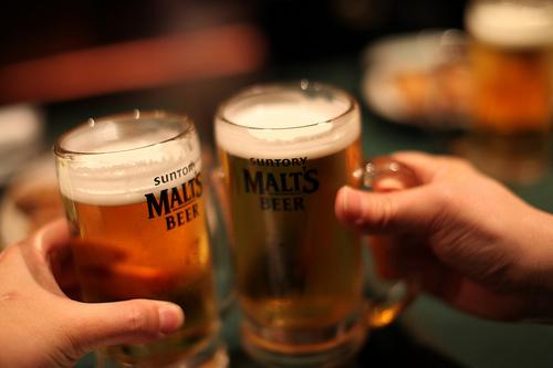 年末年始で飲む機会は増えている!お酒とスポーツの関係は!?