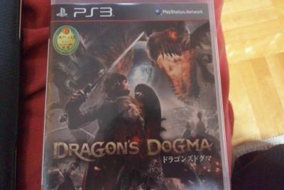 ドラゴンズドグマ購入!