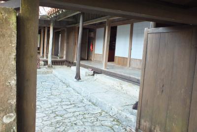 中村家住宅・門