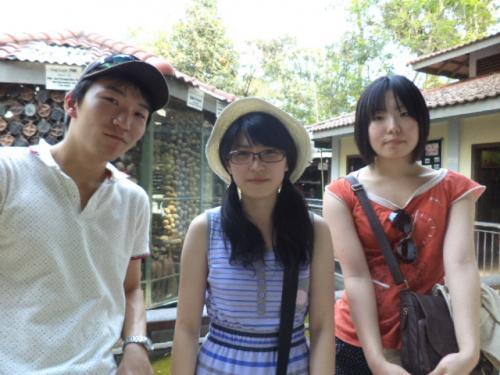 北海道の3人