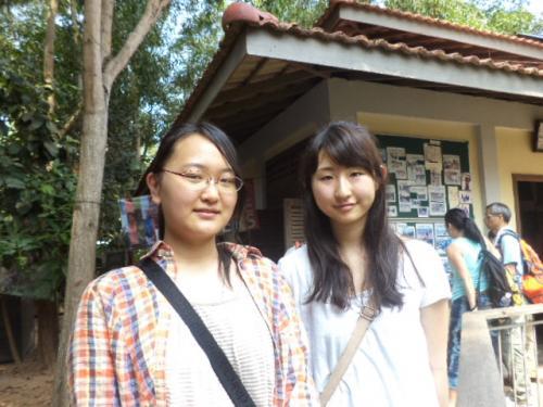 神奈川の村野さんと東京の押山さん