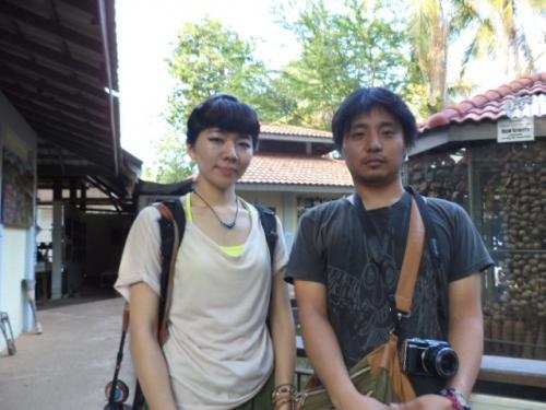 神奈川の中村さんと松岡さん
