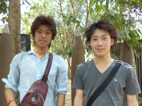 大阪の河谷さんと山本さん