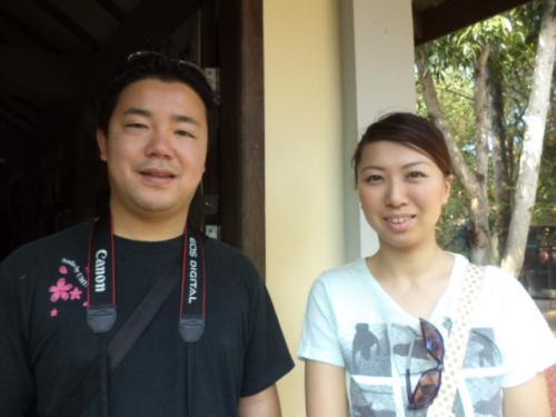 神奈川の久保夫妻