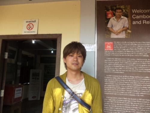 東京の近本さん