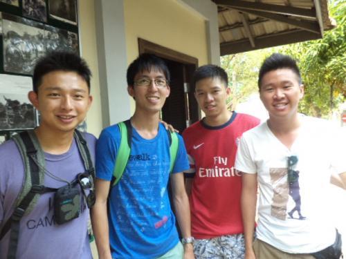 マレーシアの若者