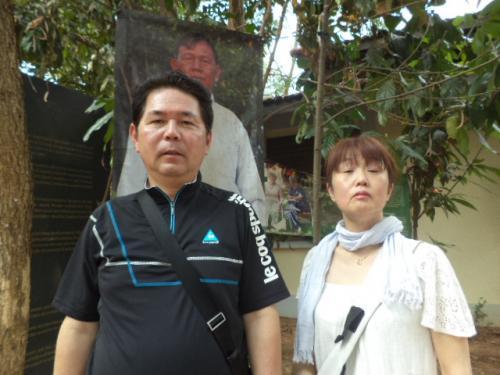 奈良の森山御夫妻