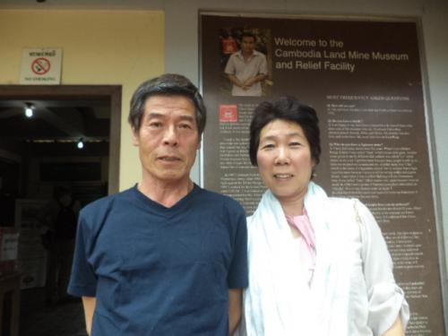 名古屋の松岡夫妻