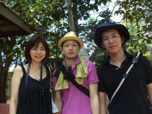 三重の佐野さん、宮田さん、佐々木さん