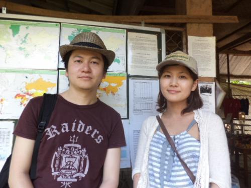 大阪の三木夫妻