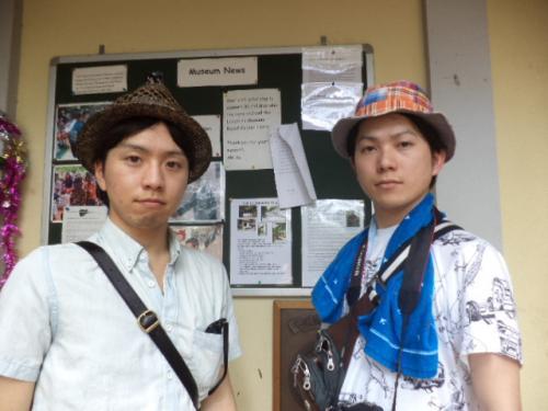 愛知の崎本さん、田川さん