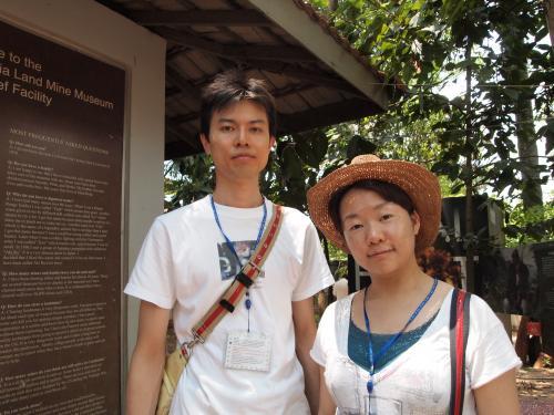 愛知の中納さん夫妻