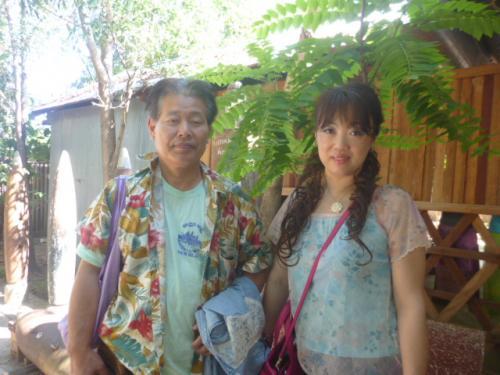 東京の齊藤夫妻
