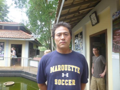 マレーシア在住の江国さん