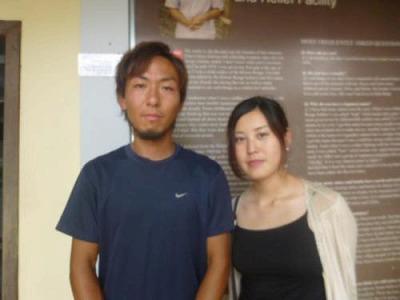 愛知の板倉さんと中尾さん