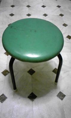 愛用の椅子