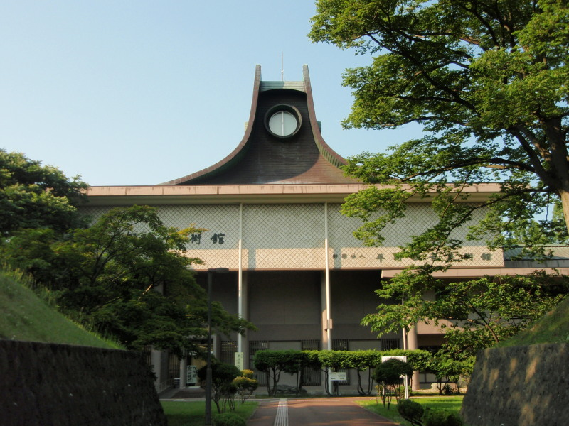 P1010483 平野政吉美術館(6月)800x600