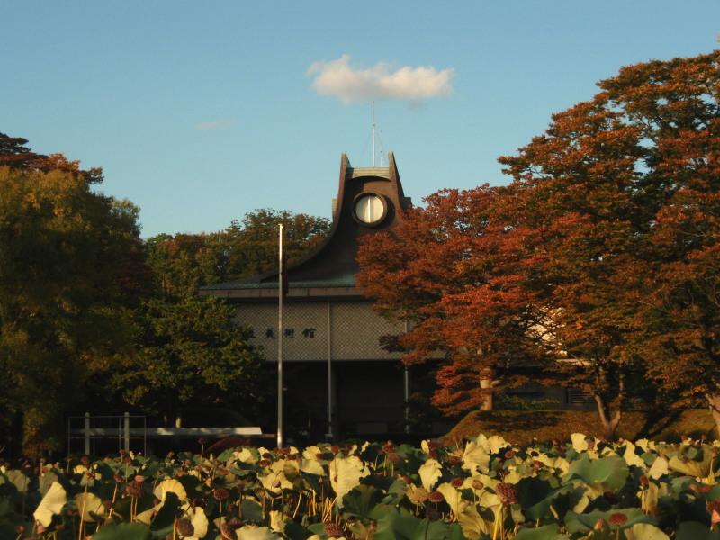 P1010784 平野政吉美術館(2012年10月)