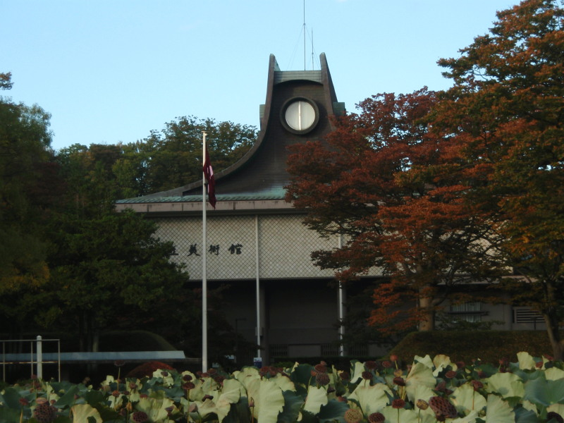 P1010786 平野政吉美術館(2012年10月)