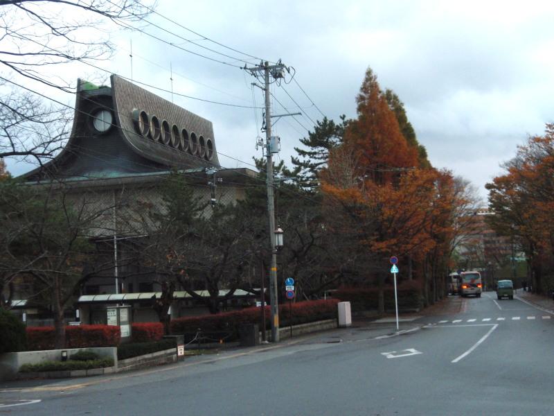 P1010973 平野政吉美術館(2012年11月 晩秋)