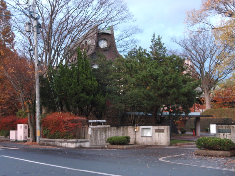 P1010950 平野政吉美術館(2012年11月 晩秋)