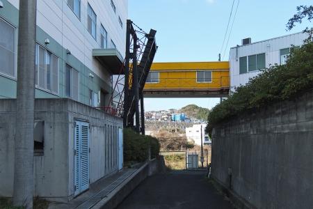 タカギ工場の可動橋01