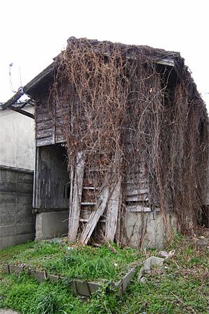 宇美町の炭鉱住宅街04