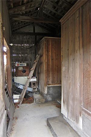 宇美町の炭鉱住宅街05