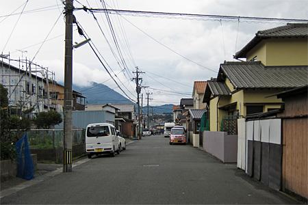 宇美町の炭鉱住宅街06