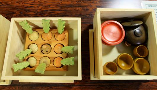 木製玩具2