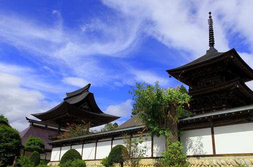 高山寺・七堂伽藍を有する真言宗の古刹