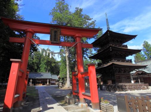 若日王子神社・室町時代建立・重要文化財