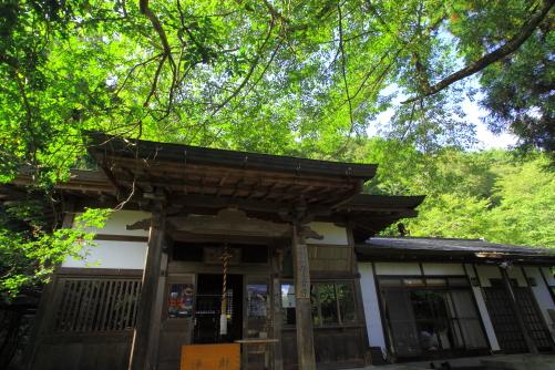 藤尾山観音寺・重要文化財・大町市