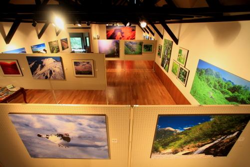 第2・第3・第4・第5展示室