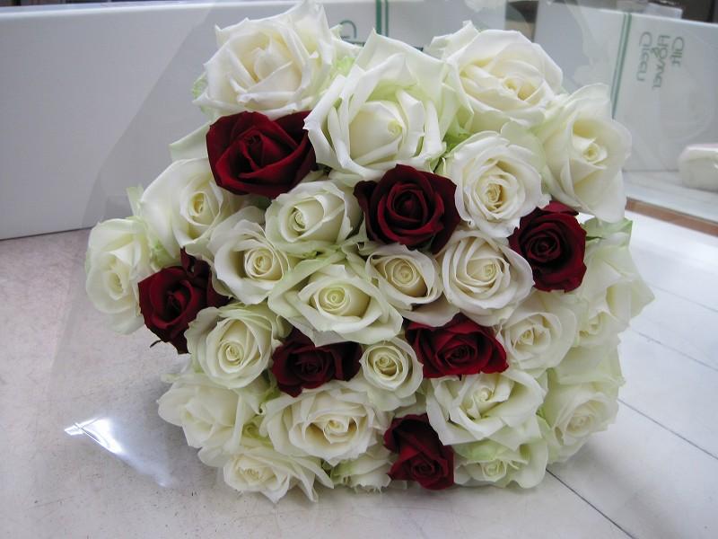 アバランチェとサムライの花束