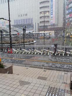 八王子雪2