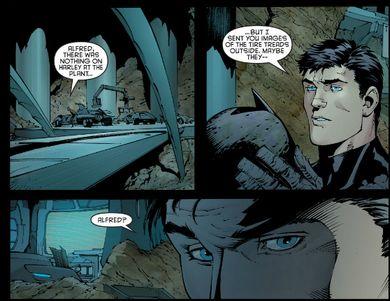 ブルース バットマン