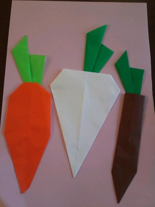 折り 折り紙 折り紙 野菜 : amgwplus.blog.fc2.com