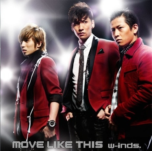 MOVE LIKE THIS ジャケ写