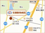 動物病院MAP