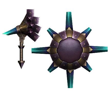 剛種クアルセプスの片手剣2